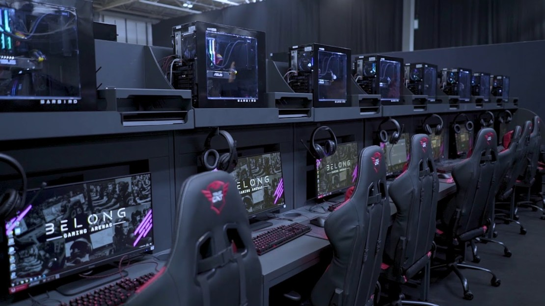 Vindex Belong Gaming Arenas