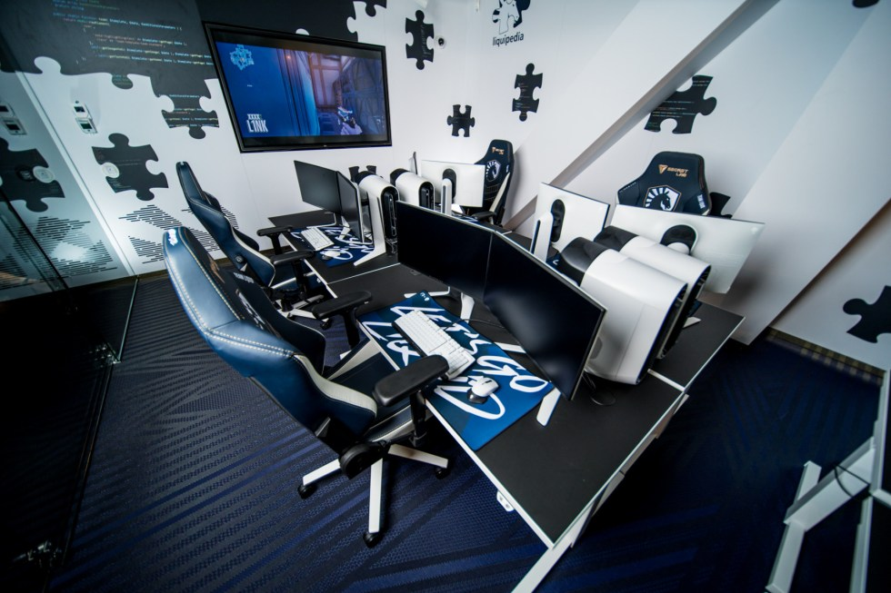 AlienWare Training Facility EU - Team Liquid Liquidpedia workspace