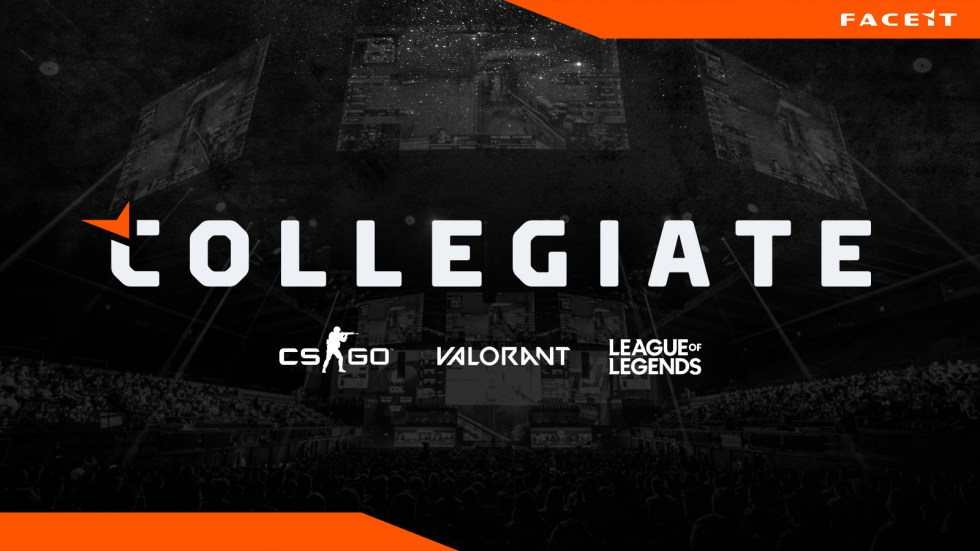 FACEIT announces suite of collegiate esports offerings
