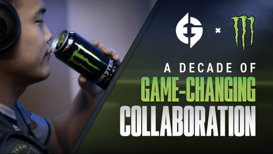 Evil geniuses extend a decade-long partnership with Monster Energy