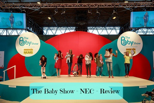 The Baby Show - NEC - My review of the fantastic day we had there.  (prof. photo)
