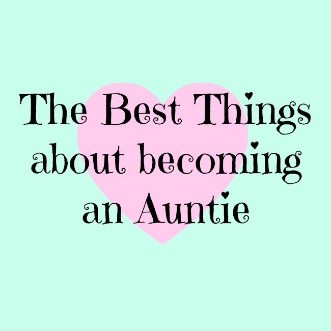 Becoming an auntie - Odd Socks and Lollipops