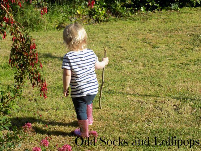Garden Activities for Toddlers 6