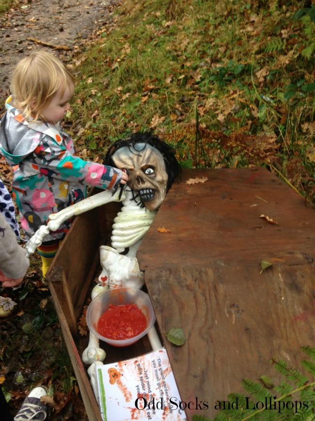 Halloween Horrors Walk 1