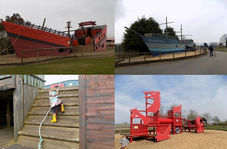 Folly Farm - Boats