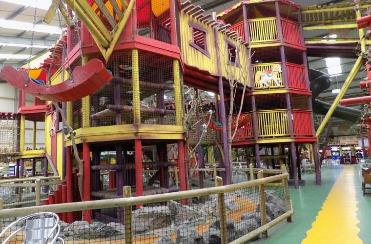 Folly Farm - Indoor Play
