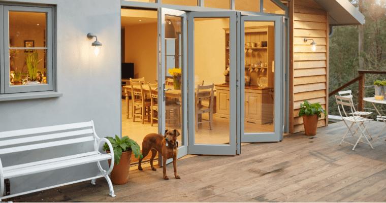 Wood Windows - Bifold Doors