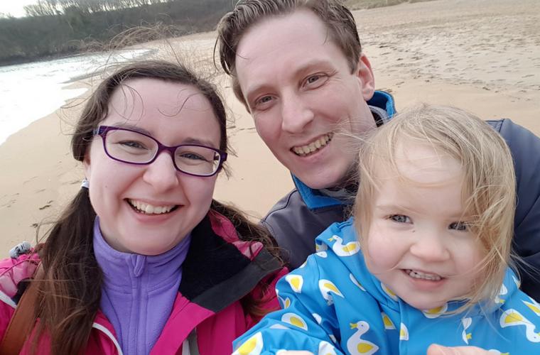 Our Family Bucket List - Seaside Selfie
