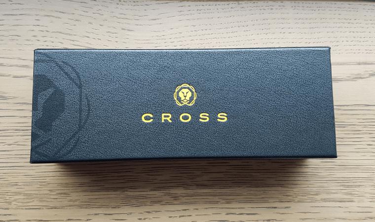 Cross X Crimson Rollerball Pen - Gift Box