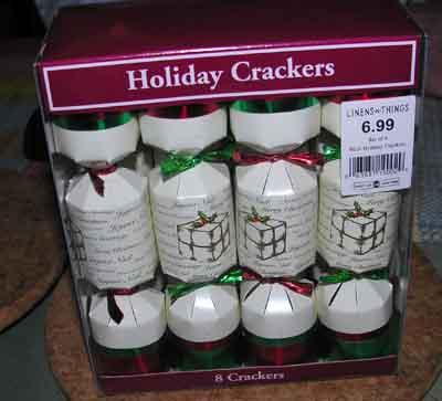 Crackers!