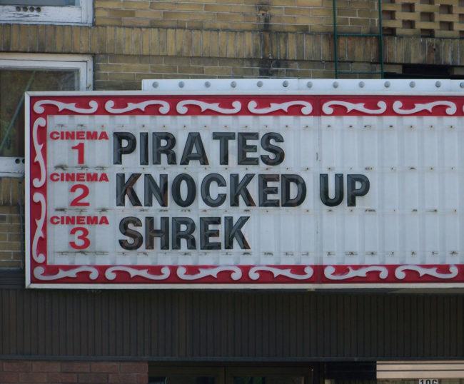 Poor Shrek