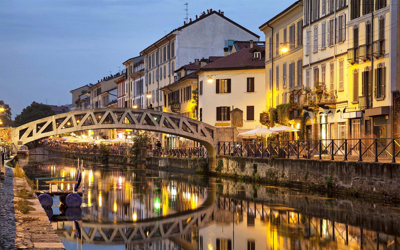 Places Visit Milan