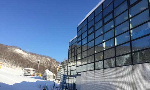 札幌近郊 スキー場 子供
