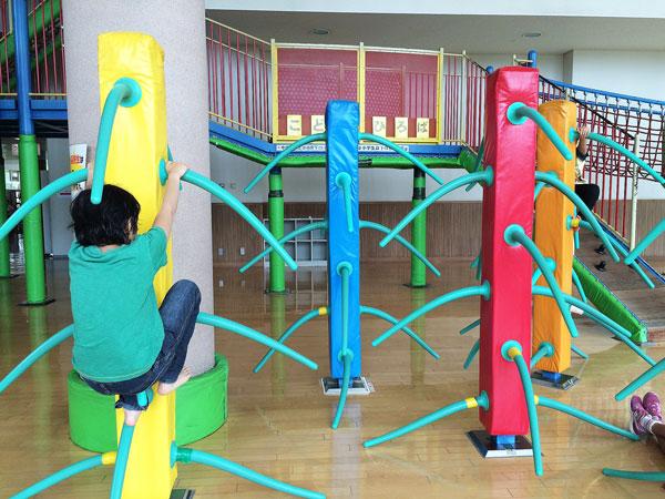 水遊びに室内アスレチック遊具も充実していた旭川忠和公園に行って来ました!