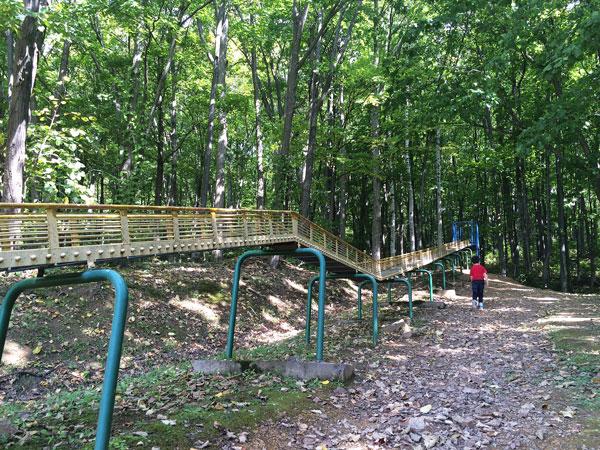 自然散策やゴーカートも楽しい東川町のキトウシ森林公園に行って来ました!