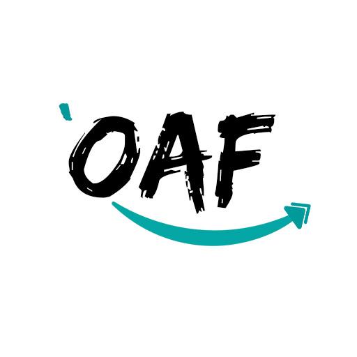 Logo OAF curt