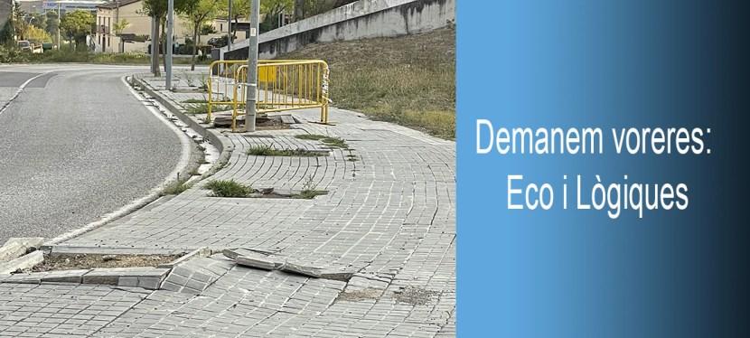 Demanem voreres: Eco i Lògiques