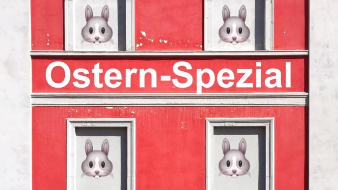Ostern Veranstaltungskalender
