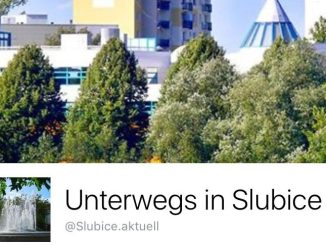 Unterwegs in Slubice