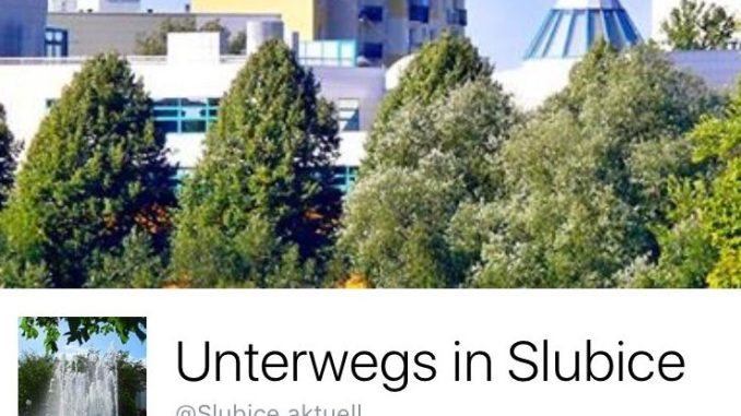 Unterwegs in Slubice