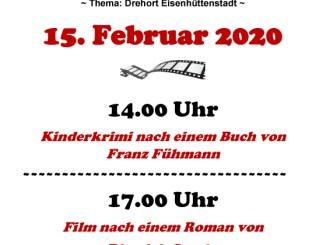 Plakat Flimmerstunde