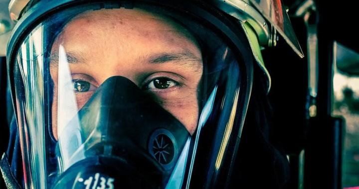 Gewaltsamer Tod eines Feuerwehrmannes