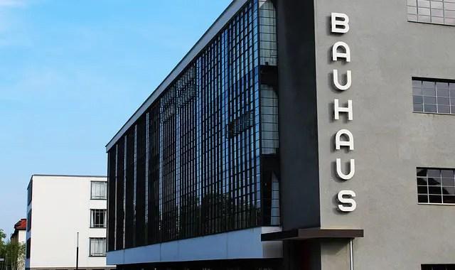 Bauhaus – turbulent und unvergessen