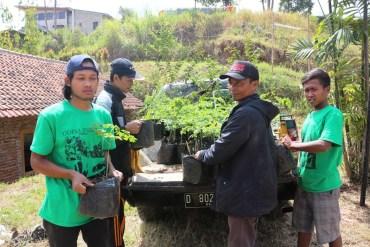 Herry Dim: Kawasan Bandung Utara Butuh 10 Juta Pohon