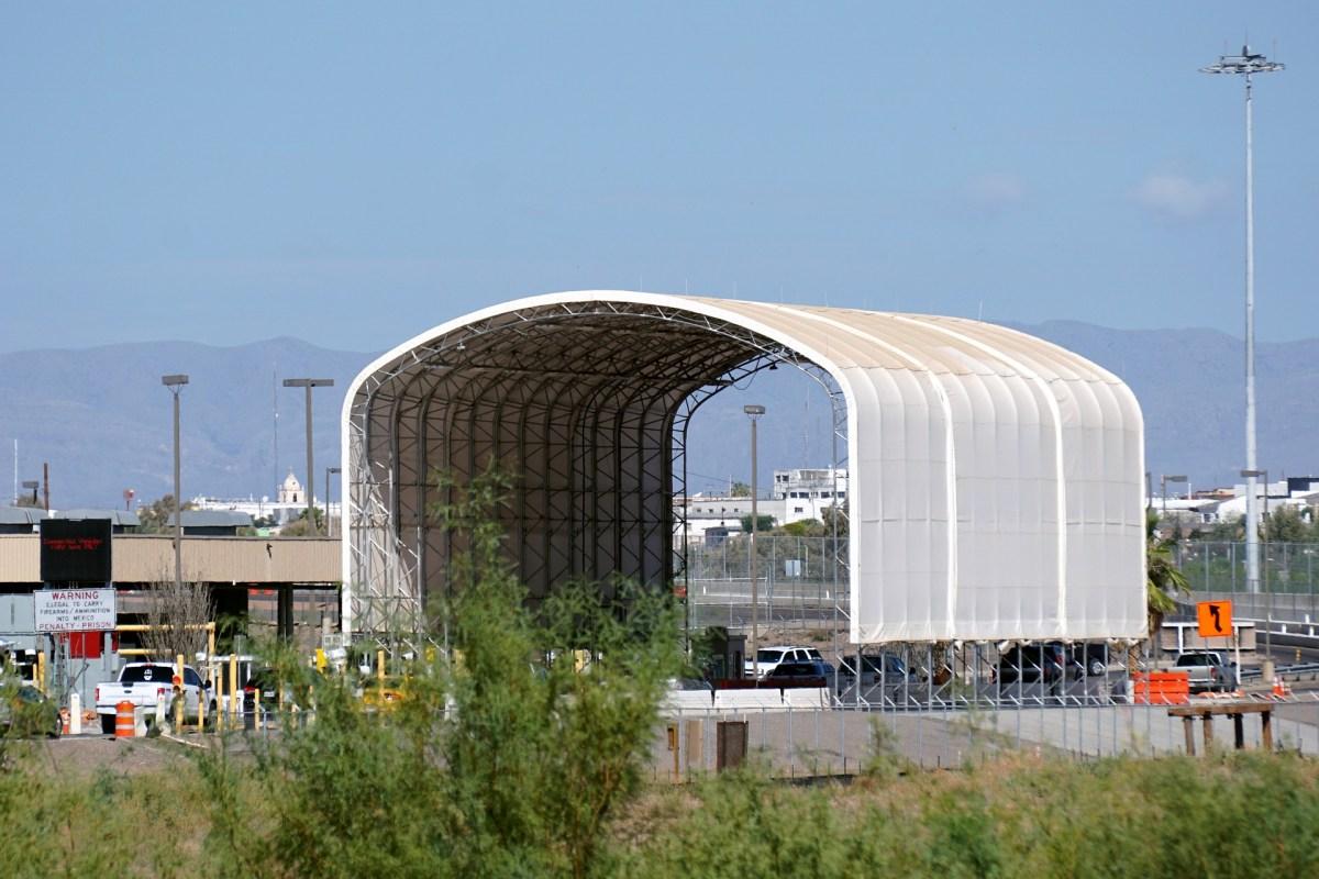 Presidio Border Checkpoint