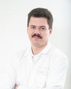 Заведующий отделом клинической диагностики ЛИСОД Сергей Музыка