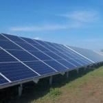 Под Одессой завершили строительство солнечной элекстростанции