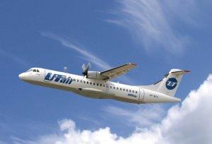 Utair увеличивает количество рейсов Киев-Одесса