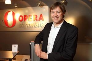 Ларс Бойлесен — генеральный директор Opera Software