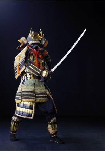 В Одессе открывается уникальная выставка жемчужин японского искусства «Самураи. Art of War»