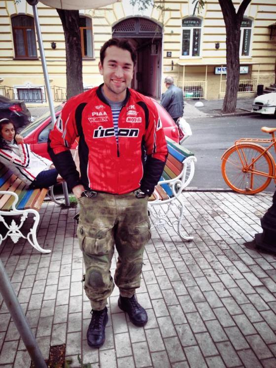 Евгений Стоянов