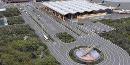 Odessa International Airports new terminal