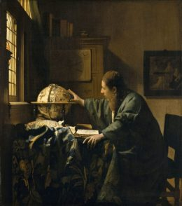 Астроном Вермеера