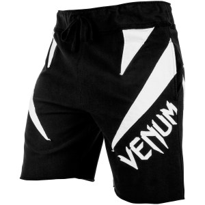 Venum Jaws Cotton Shorts Black White