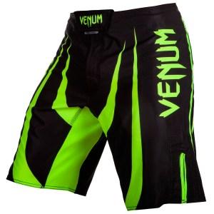 Venum Predator X Black/Neo Yellow
