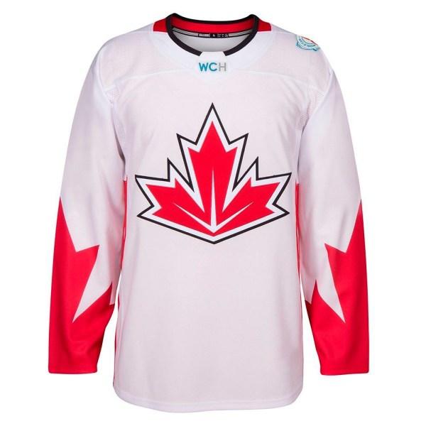 хоккейный свитер Канада