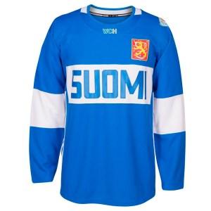Форма сборной Финляндии