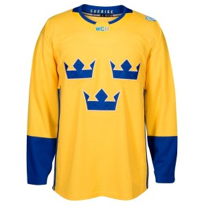 купить свитер сборной Швеции по хоккею