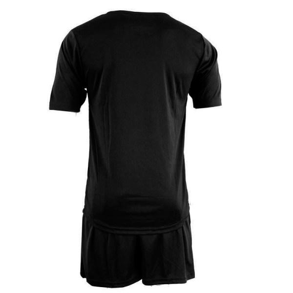Купить чёрную футбольную форму