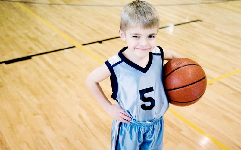 баскетбольная форма для детей на заказ