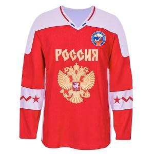 Свитер сборной России по бенди