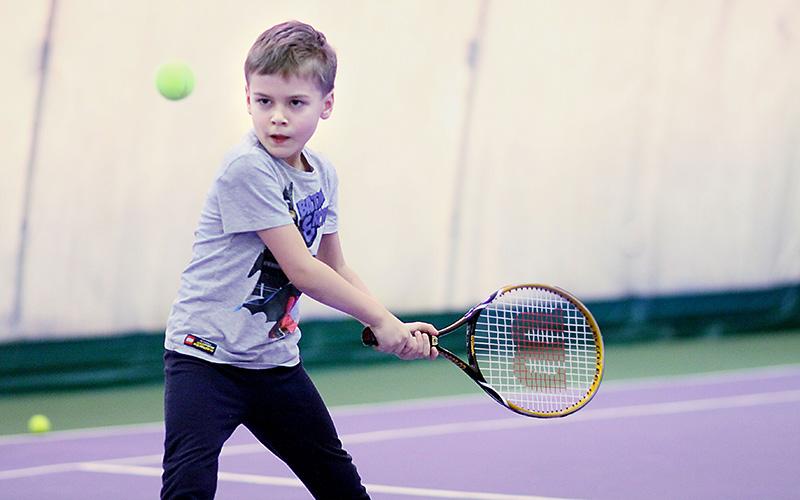 одежда для большого тенниса детская