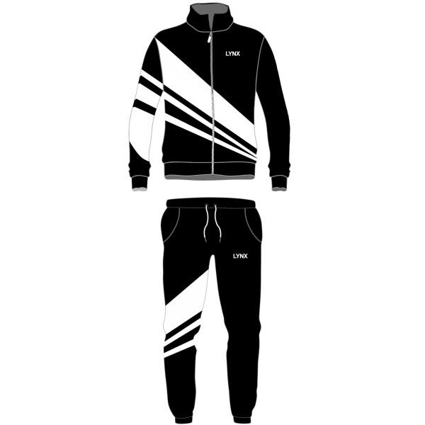 Спортивные костюмы чёрно-белые купить