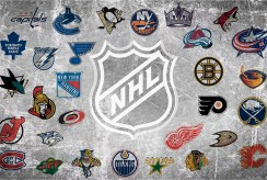 розыгрыш свитеров клубов НХЛ
