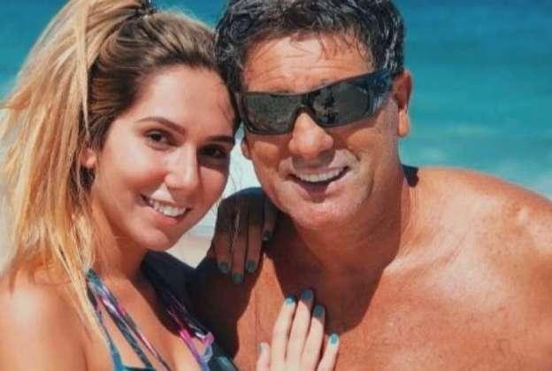 Carol Portaluppi é torcedora do Grêmio