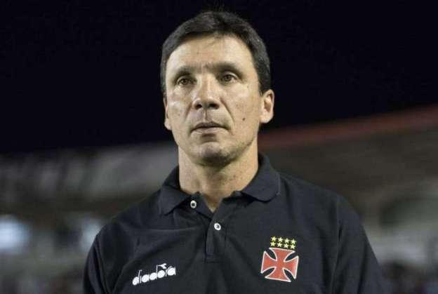 Zé Ricardo não é mais treinador do Vasco